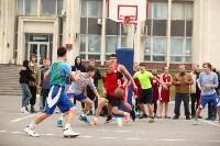 Соревнования по уличному баскетболу. День города-2015, Фото: 57