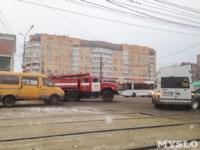 Авария на Зеленстрое. 25.11.2014, Фото: 1