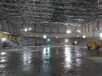 строительство ледовой арены в Туле, Фото: 6