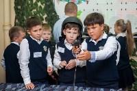 Показательные выступления ОМОН в тульской школе, Фото: 6