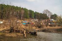 Сотни туристов-водников открыли сезон на фестивале «Скитулец» в Тульской области, Фото: 58