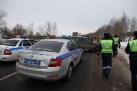 ДТП на трассе М2 12.03.18, Фото: 12