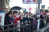 Третий этап эстафеты олимпийского огня: проспект Ленина, Фото: 33