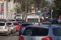 Пробка в Зареченском районе Тулы, Фото: 4