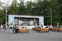 """""""Буги-вуги попурри"""" в Центральном парке. 18 мая 2014, Фото: 43"""