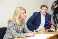 Евгений Авилов встретился с баронами цыганского поселения в Плеханово, Фото: 8
