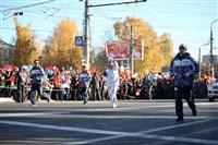 Третий этап эстафеты олимпийского огня: проспект Ленина, Фото: 20