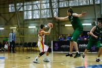 Тульские баскетболисты «Арсенала» обыграли черкесский «Эльбрус», Фото: 36