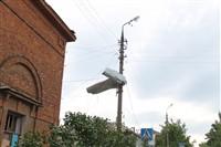 Последствия урагана в Ефремове., Фото: 37