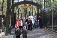 В Новомосковске открылся мини-зоопарк, Фото: 7