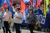1 мая в Туле прошло шествие профсоюзов, Фото: 14