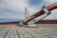 Владимир Груздев проинспектировал строительство мемориала «Защитникам неба Отечества». 8 июля 2015, Фото: 2