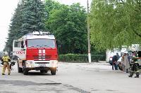 Учения МЧС: В Тульской областной больнице из-за пожара эвакуировали больных и персонал, Фото: 2