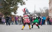 Средневековые маневры в Тульском кремле. 24 октября 2015, Фото: 102