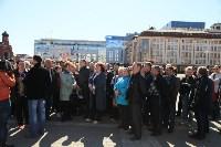"""Митинг ООО """"ЖКУ"""" г. Тулы 6 мая 2015 года, Фото: 17"""