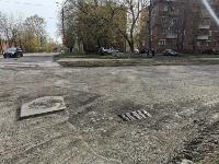 В Туле начали ремонт дорог на ул. Октябрьской и ул. Металлургов, Фото: 12