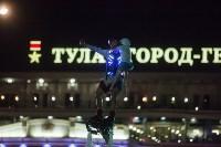 В Туле прошло шоу «летающих людей». Фоторепортаж, Фото: 61