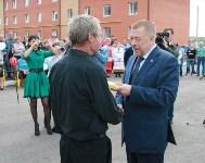 Переселение 79 семей в Кимовске, Фото: 8