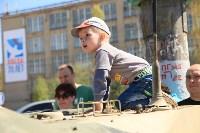День Победы: гуляния на площади Победы. 9 мая 2015 года, Фото: 33