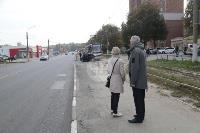 В Криволучье трамвай протаранил легковушку, Фото: 10