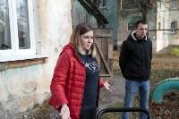 Жители Щекино: «Стены и фундамент дома в трещинах, но капремонт почему-то откладывают», Фото: 16