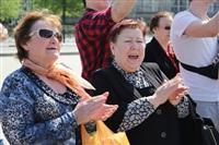 Тульская Федерация профсоюзов провела митинг и первомайское шествие. 1.05.2014, Фото: 106