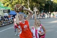 В Центральном парке Тулы определили лучших баскетболистов, Фото: 77