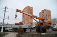 В Туле на ул. Приупской установили гаубицу Д-30, Фото: 3