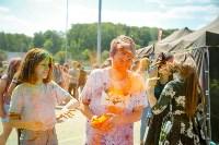 В Туле прошел фестиваль красок и летнего настроения, Фото: 141