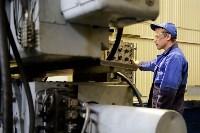 В Туле министр промышленности и торговли РФ  осмотрел  стройплощадку ООО «Тулачермет-Сталь», Фото: 22