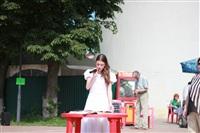 В Туле прошел флешмоб «Читающий парк», Фото: 37