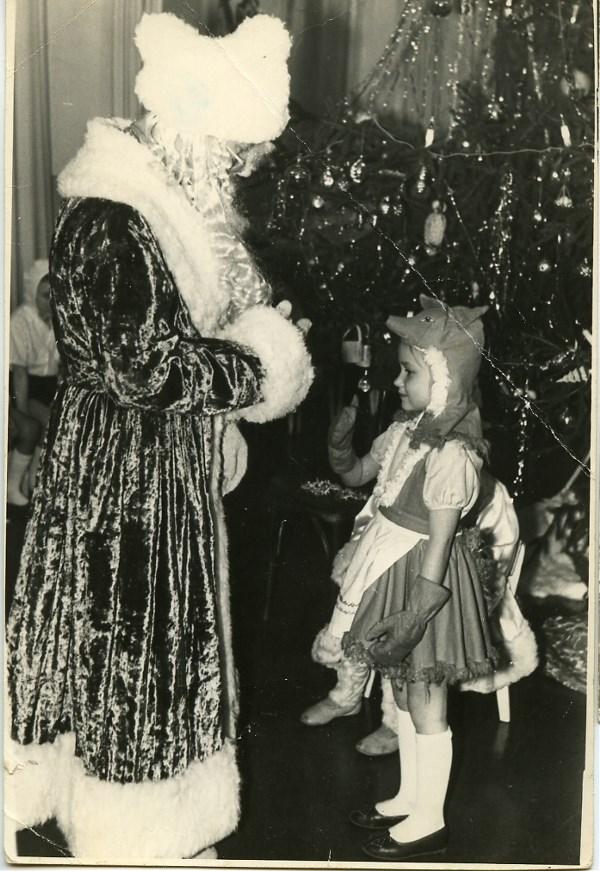 Лиса и Дед Мороз. 1971 г.