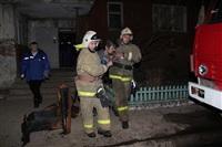 В Туле пожарные спасли двух человек, Фото: 17