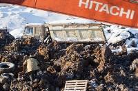 Новая коммунальная авария в Пролетарском округе, Фото: 46