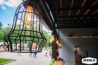 Отдыхаем и празднуем в ресторане на летней веранде, Фото: 8