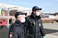 Полиция выявляет нарушителей карантина, Фото: 4