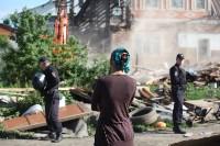 Демонтаж незаконных цыганских домов в Плеханово и Хрущево, Фото: 39