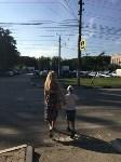 Сотрудники ГИБДД проверили юных пешеходов и велосипедистов, Фото: 3