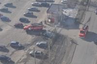 Пожар в Заречье. 16.03.2015, Фото: 7