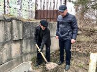 В тульском Заречье в Упу сливают канализацию, Фото: 1