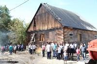 Пожар в Плеханово 9.06.2015, Фото: 8
