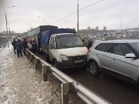 Массовое ДТП под Тулой на Калужской шоссе, Фото: 5