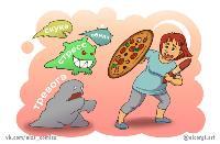 Комиксы Валерии Амелиной, Фото: 4