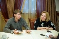 Алексей Ягудин и Татьяна Тотьмянина в Туле, Фото: 36
