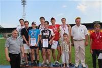 Соревнования по легкой атлетике имени Бориса Никулина, Фото: 18