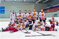 Детский хоккейный турнир на Кубок «Skoda», Новомосковск, 22 сентября, Фото: 2
