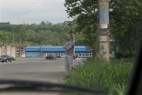 На Косой Горе сбили скутериста, Фото: 7
