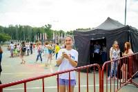 В Туле прошел фестиваль красок и летнего настроения, Фото: 1