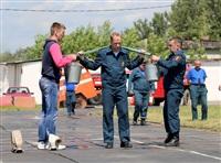 Соревнования добровольных пожарных, Фото: 14