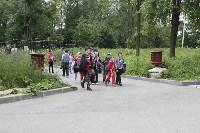 В Ясногорске Алексей Дюмин поручил привести в порядок городской парк, Фото: 7